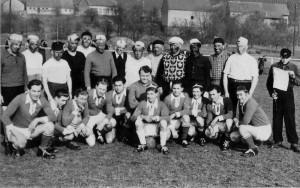 fussball - Fastnachts spiel-50er