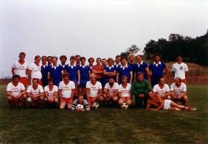 fussball - Traditions und AHmannschaft-1981