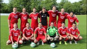 Mannschaftsfoto 2013-14
