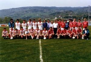fusball - TUS-VLB-1989