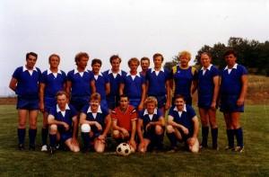 fussball - Traditionsmannschaft-1981